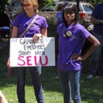Graduate Employees support classified workers