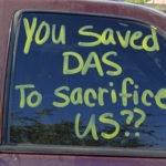 You Saved DAS