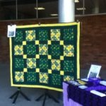 The beautiful quilt