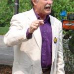 Rob Sisk speaking