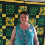 Another member with the quilt