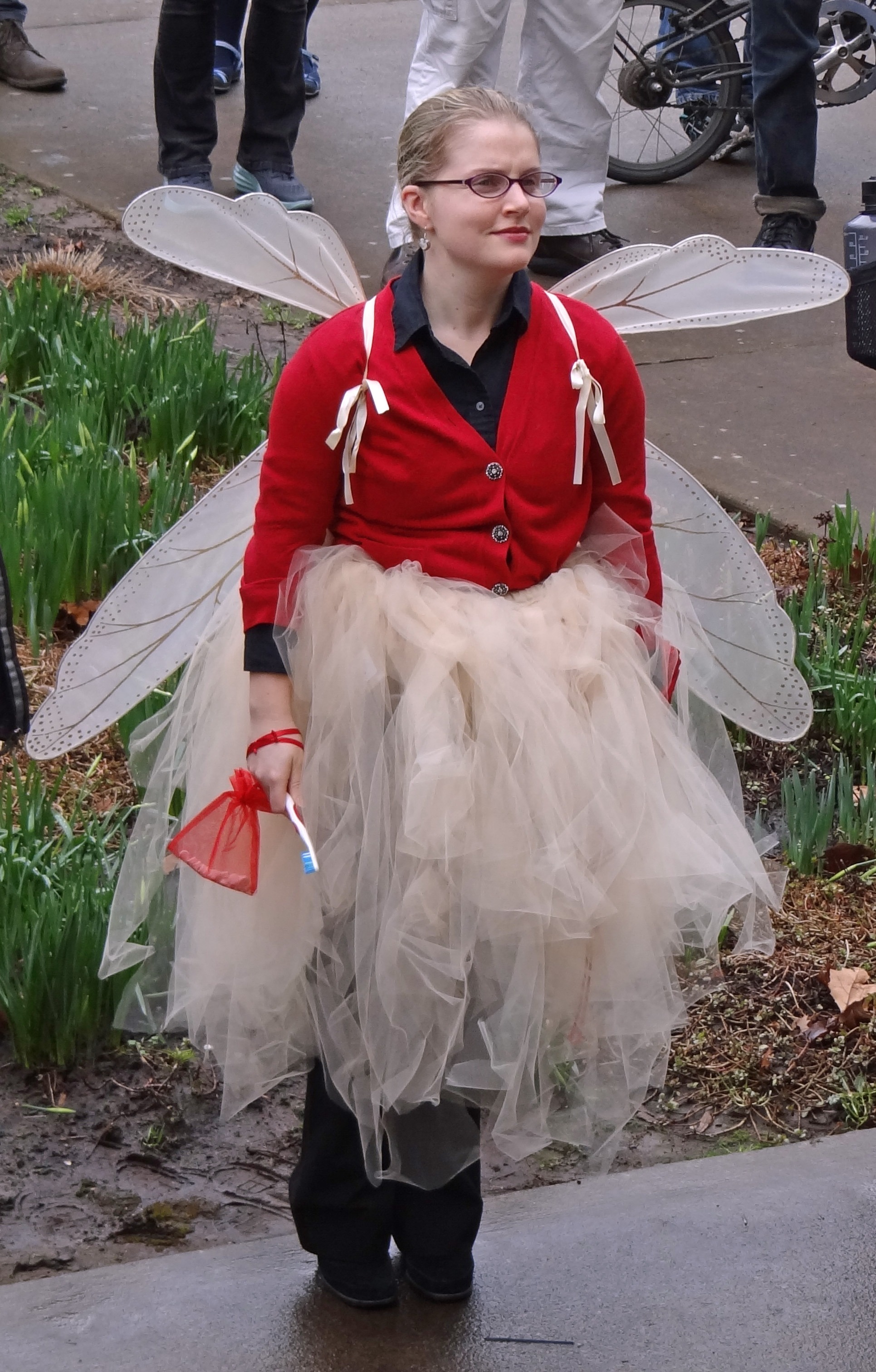 Tooth Fairy supporting major dental coverage for GTFs
