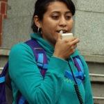 Beatriz Speaking