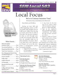 July 2015 SEIU 503 UO Local Focus_Page_1